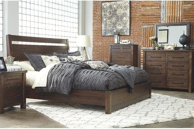 Best Starmore 5 Piece King Master Bedroom Bedroom Sets King 640 x 480