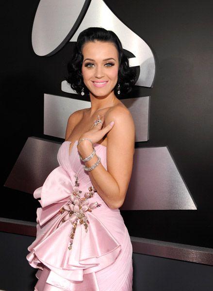Katy Perry Grammys 2009