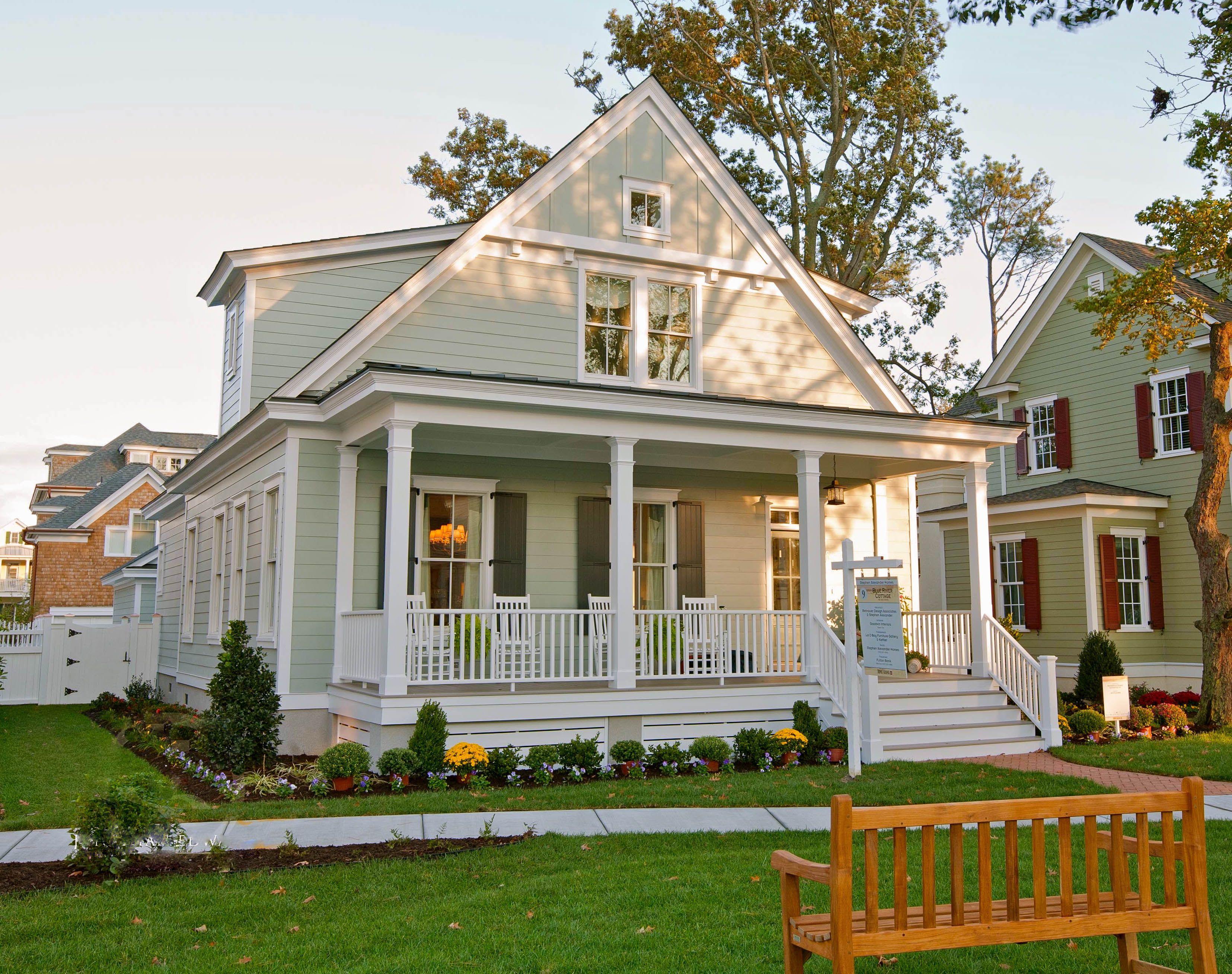 House Little Big House Plan