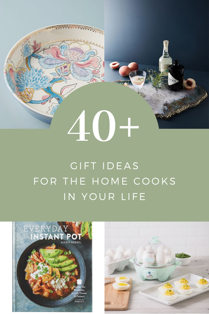 Home Cook Gift Guide With Images Gifts For Cooks Dessert For Dinner Holiday Recipes Christmas