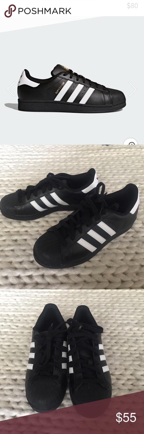 Gli Uomini È Adidas Superstar Formatori Fondazione Scarpe Nere Questi Formatori Superstar Nato 6 0c1333