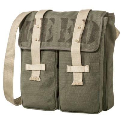 FEED for Target Mens Messenger Bag - Moss   gift ideas   Pinterest ...