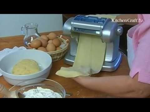 Cucina Pro Pasta Presto Electric Pasta Machine