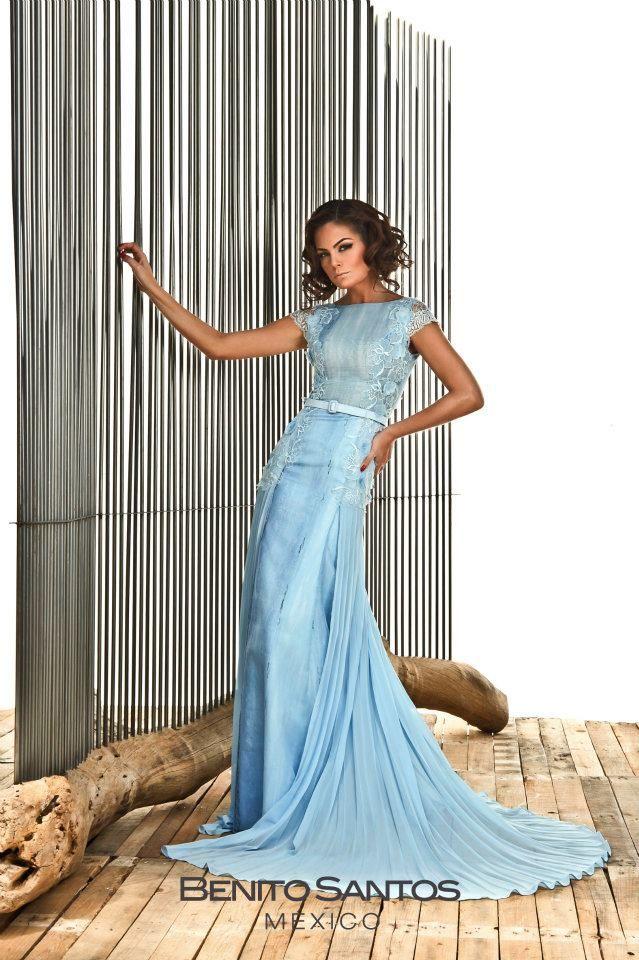 Miss Universe Ximena Navarrete Wearing Benito Santos. | Miss ...