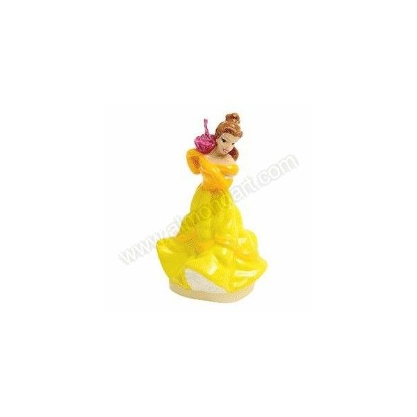 Disney Belle Candle
