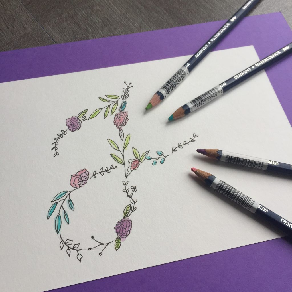4 Creative lettering styles for your Bullet Journal ...  Creative Lettering Styles