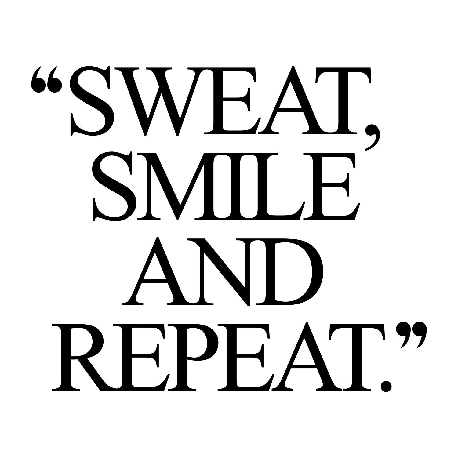 Positive Attitude  Exercise Motivation Quote  Fitness
