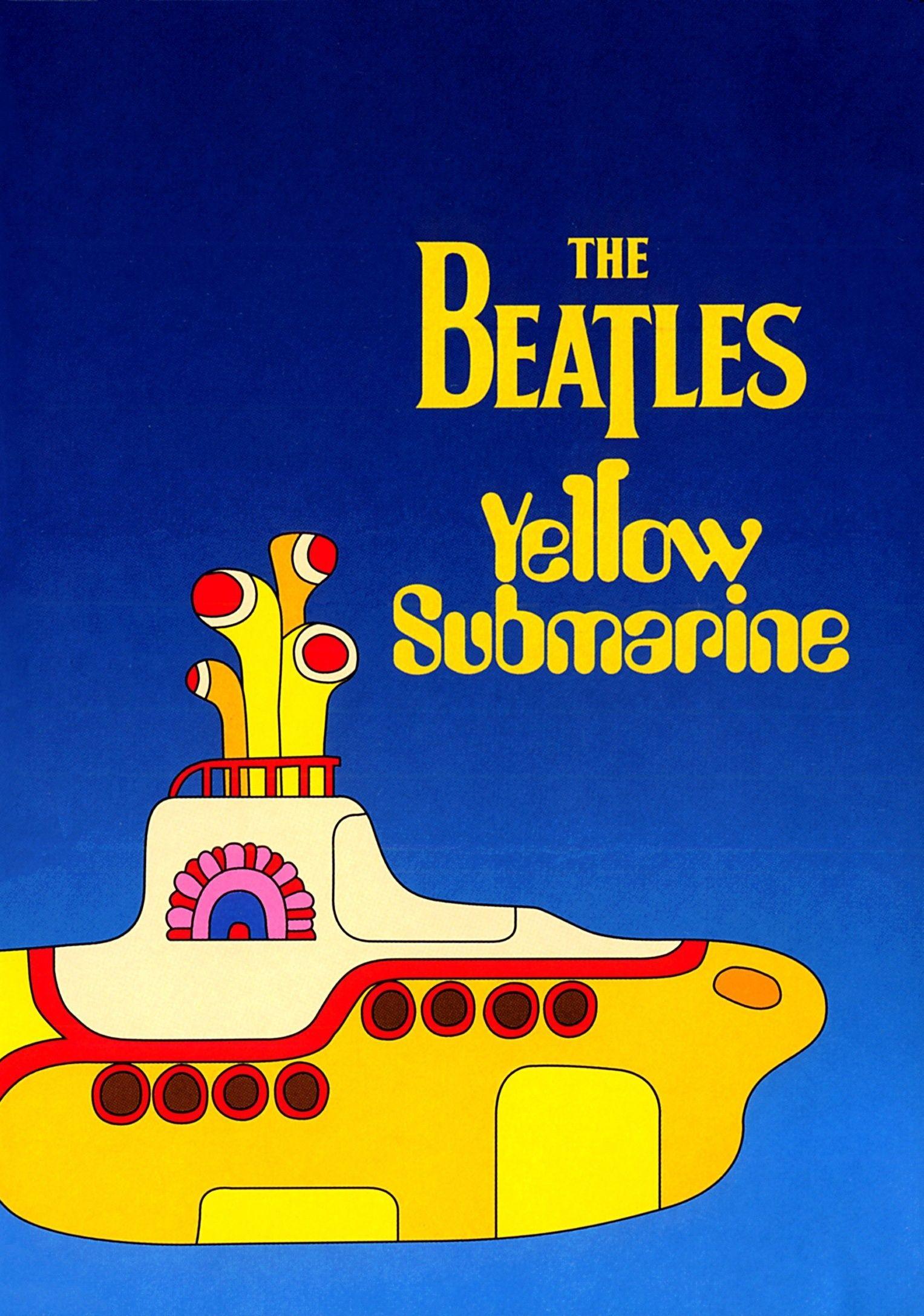 Yellow Submarine Painting ideas Pinterest