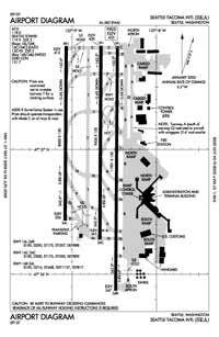 Seattle Airport Airport Diagram - Not Lossing Wiring Diagram •