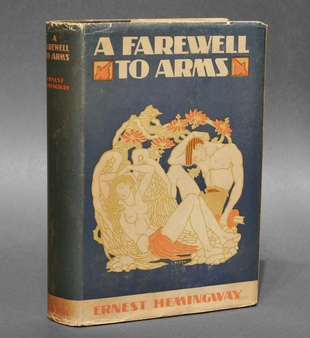 A Farewell to Arms (1929). Ernest Hemingway (1899-1961). New York ...