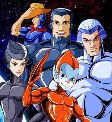 Los Halcones Galacticos 80s Cartoon Cartoon Pics Morning Cartoon