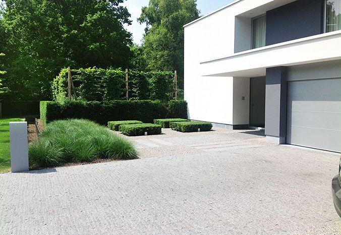 Moderne einfahrten einfamilienhaus  MODERN_B | Garten | Pinterest | Terrasse, Auffahrt und Einfahrt