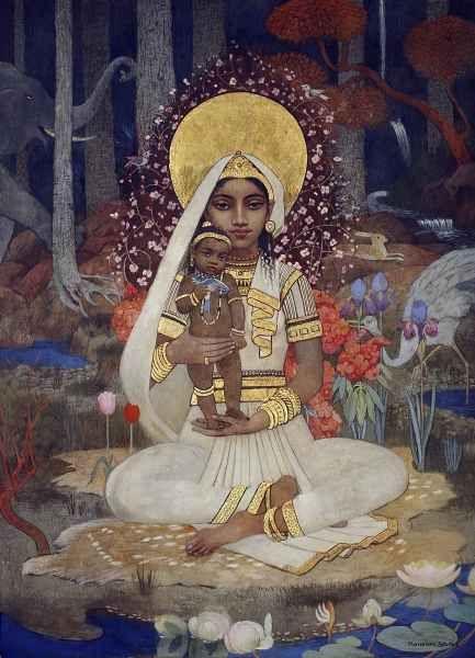 Devaki, Mother of Krishna