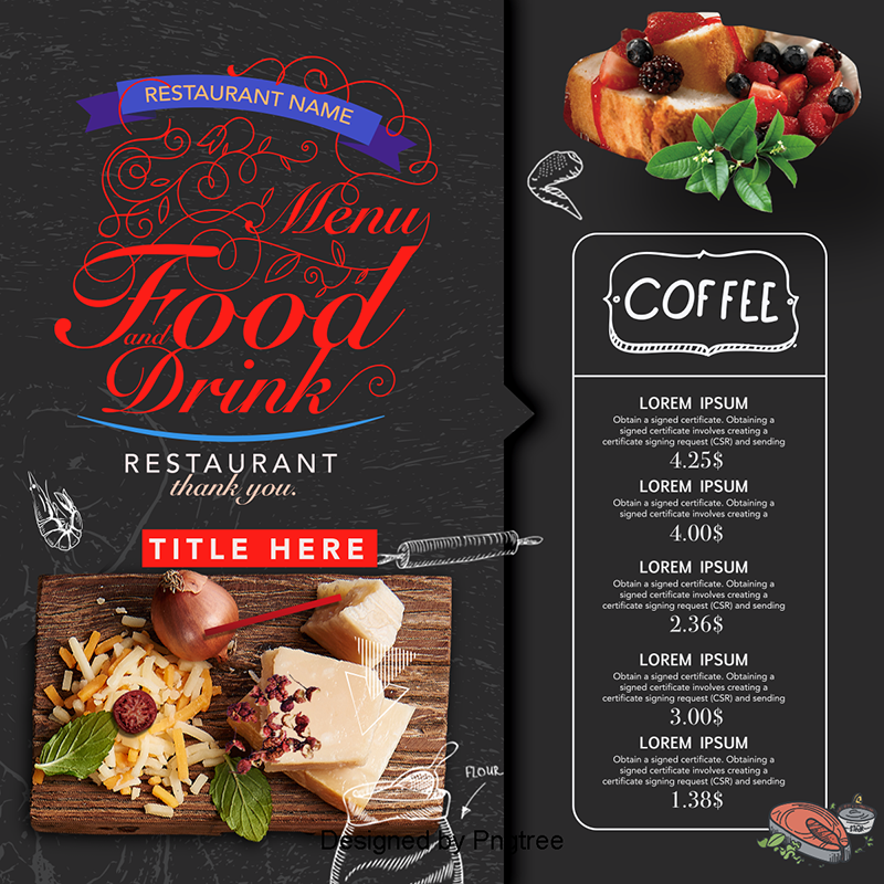 Creative Menu Design In 2020 Kids Meal Plan Menu Design