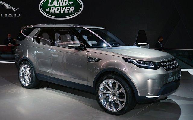 2017 Land Rover Lr5 Auto Show Pictures
