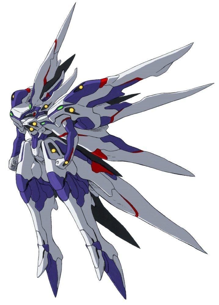 Xenosaga Character Design : Xenogears gear sci fi super robot and rpg