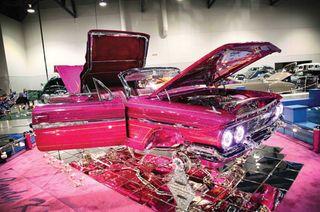 Lowrider Super Show Las Vegas Chevy Impala LOWRIDERS - Lowrider car show las vegas