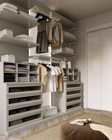 Gli ambienti dedicati all ordine personale trovano nel for Programma design interni