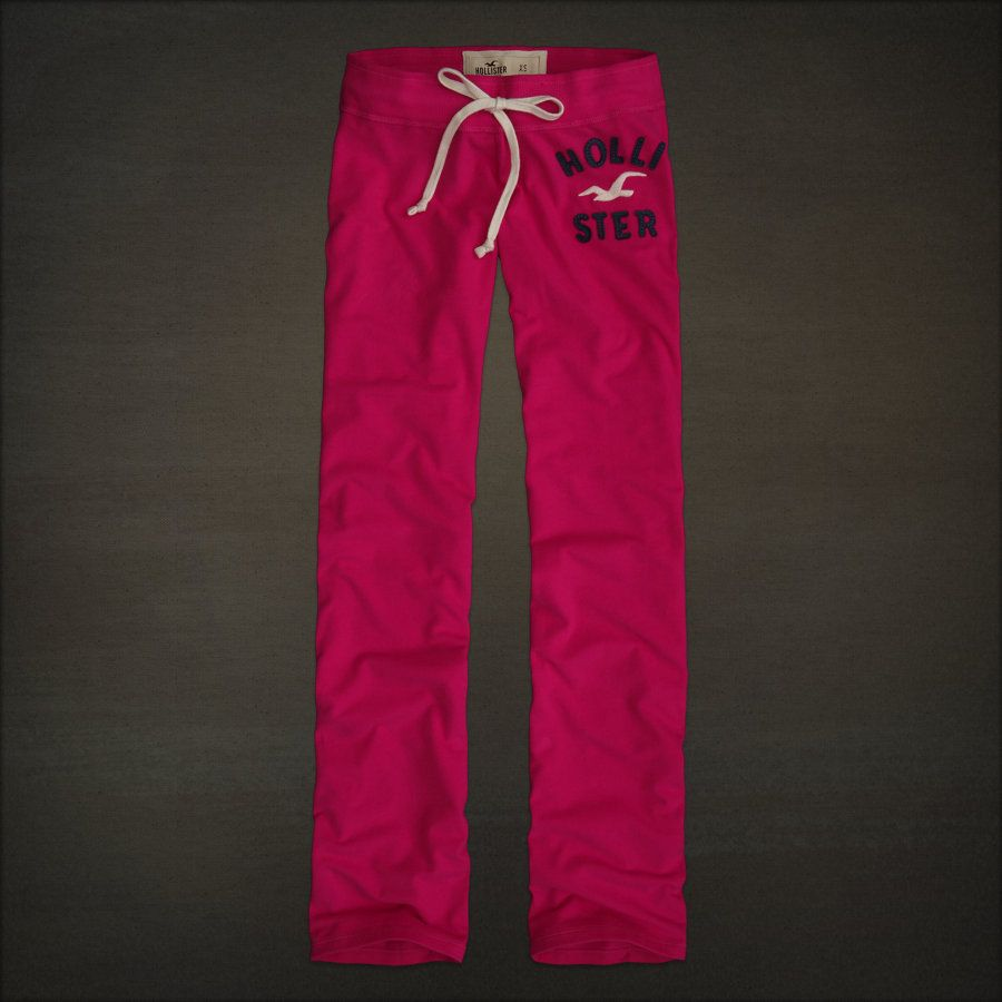 Hollister Men's and Women's Sweatpants starting at $15 ...