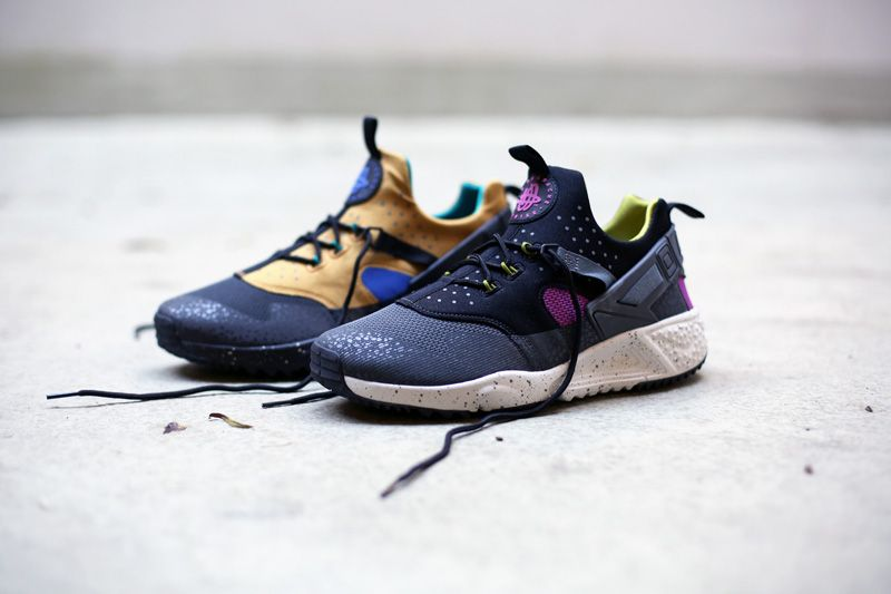 finest selection ae341 11edd Air Huarache Utility - ACG Colours
