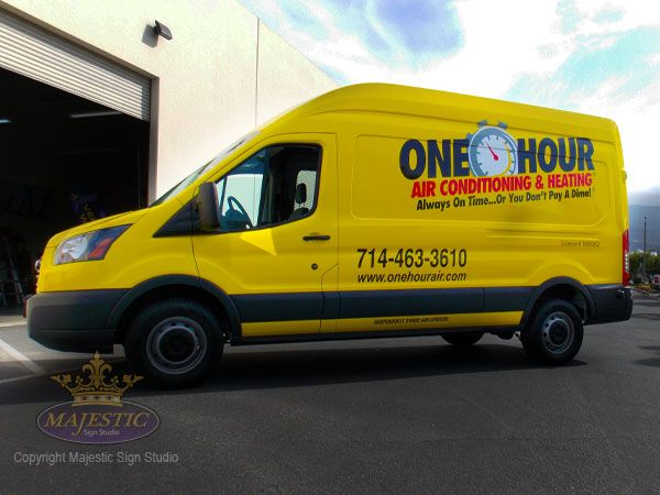 One Hour Heating And Air Conditioning Commercial