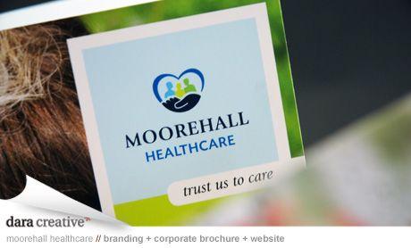 Moorehall Healthcare 1 Corporate Identity