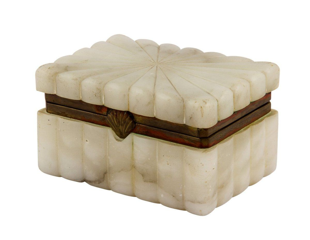 What Is An Alabaster Box Alabaster Box Antique Boxes Box