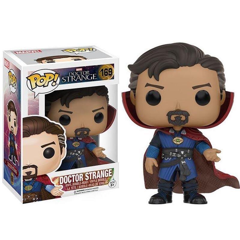 Funko Pop Doctor Strange Vinyl Action Toy Figures Children Toys 10cm In 2021 Funko Pop Doctor Strange Doctor Strange Marvel Doctor Strange
