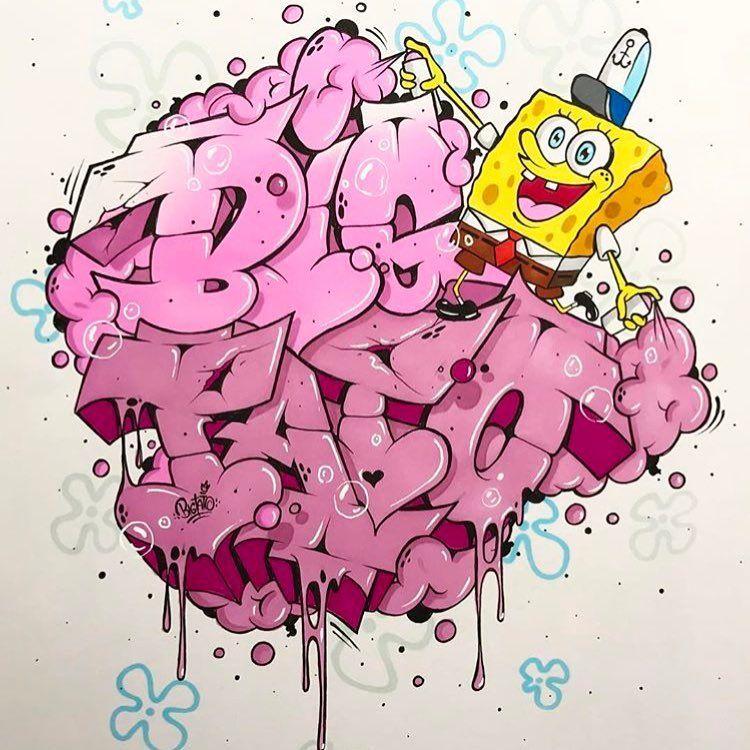 @originalbigtato 😁.  .  #ilovegraffitisketches