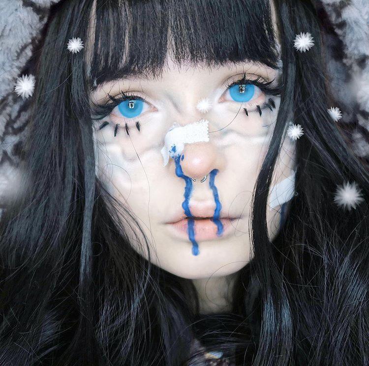 "Milkgore no Instagram ""Baby Ohmu 🥺 Film Nausicaä of the"