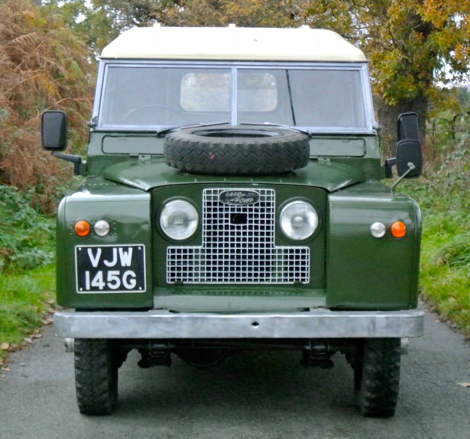 Pin on Series Land Rover