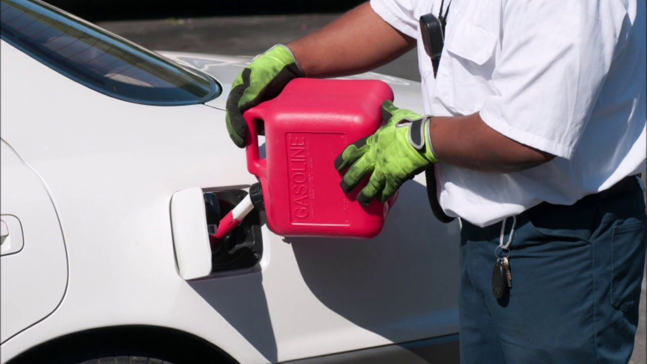 Mobile Out of Gas Help Services and Cost in Edinburg