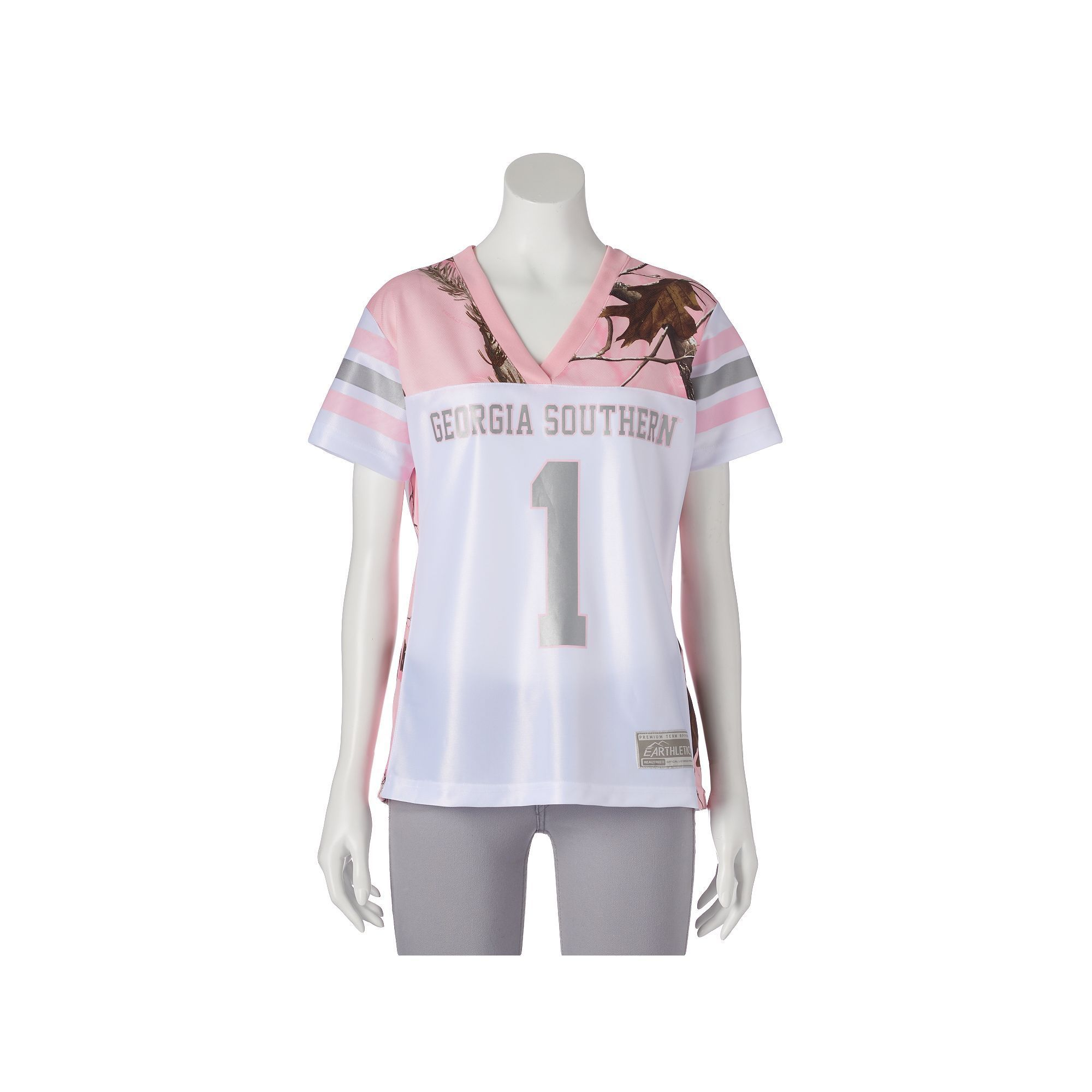 c746d2f9b9a Women's Realtree Georgia Southern Eagles Game Day Jersey, Size: Medium,  White
