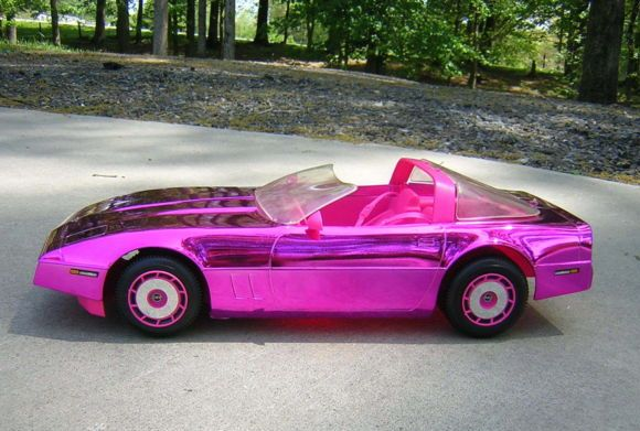 1980's barbie cars - Google Search... My barbies ride.