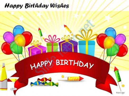 Happy Birthday Wishes Powerpoint Presentation Slides Slide12 Happy 39th Birthday Wishes