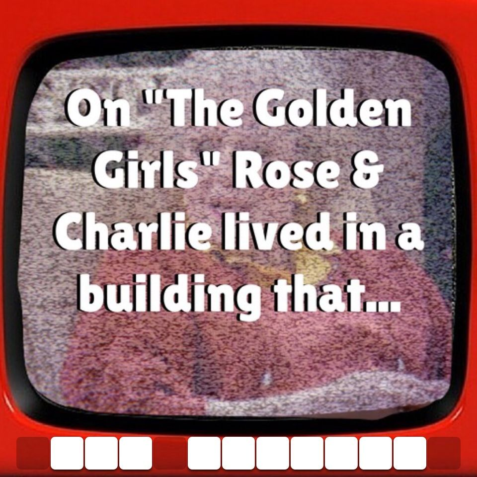 GoldenGirls online trivia games ) TV Trivia Questions