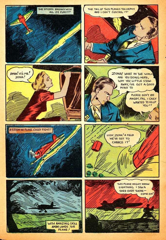 Amazing Man Collection 2 (Amazing Man) - Comic Book Plus