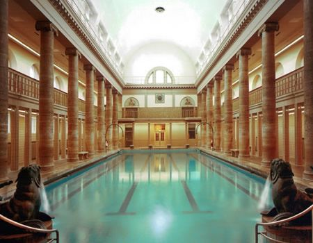 Historisch zwembad - Neukölln