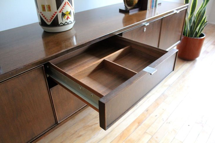 Attirant Extra Long Office Credenza By Stow And Davis