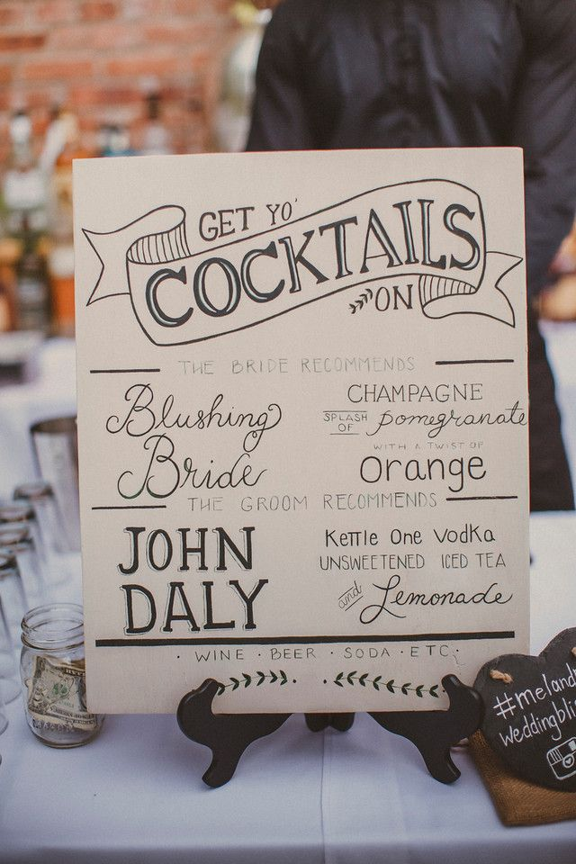 Vendor Spotlight: Décor & Signage | The Big Apple Bride