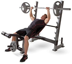 4 Adidas Adi 700 Powder Coated Weight Bench Olympic Weights Weight Benches Weight Bench Set