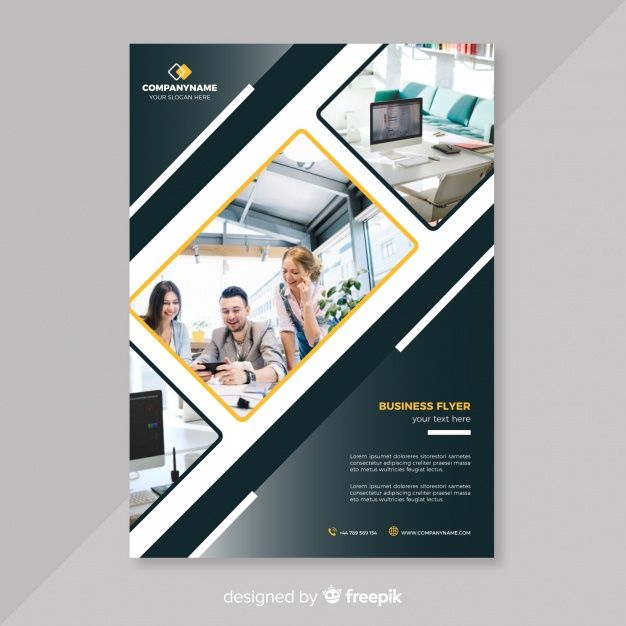 Download Business Flyer Template For Free