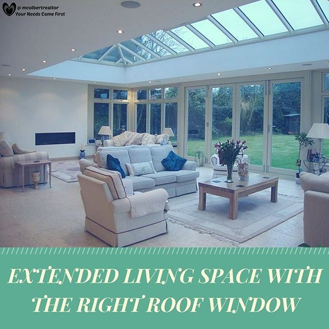 Bring Natural Light Into Your Loft Conversion Or Extended Living Space With  The Right Roof Window