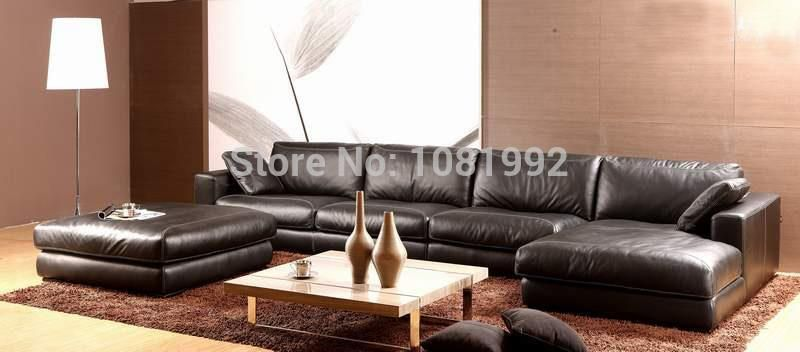Find More Information About Italian Genuine Leather Sofa Sectional