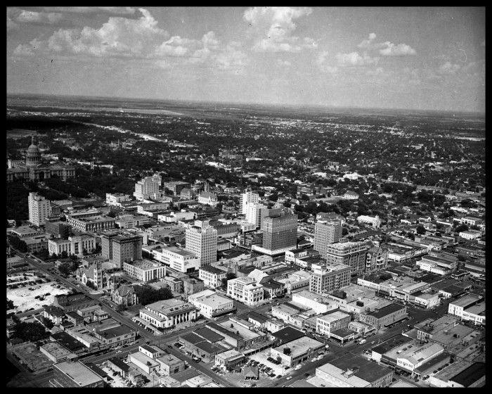 austin_1950aerial3.jpeg (700×560) Aerial view, Aerial