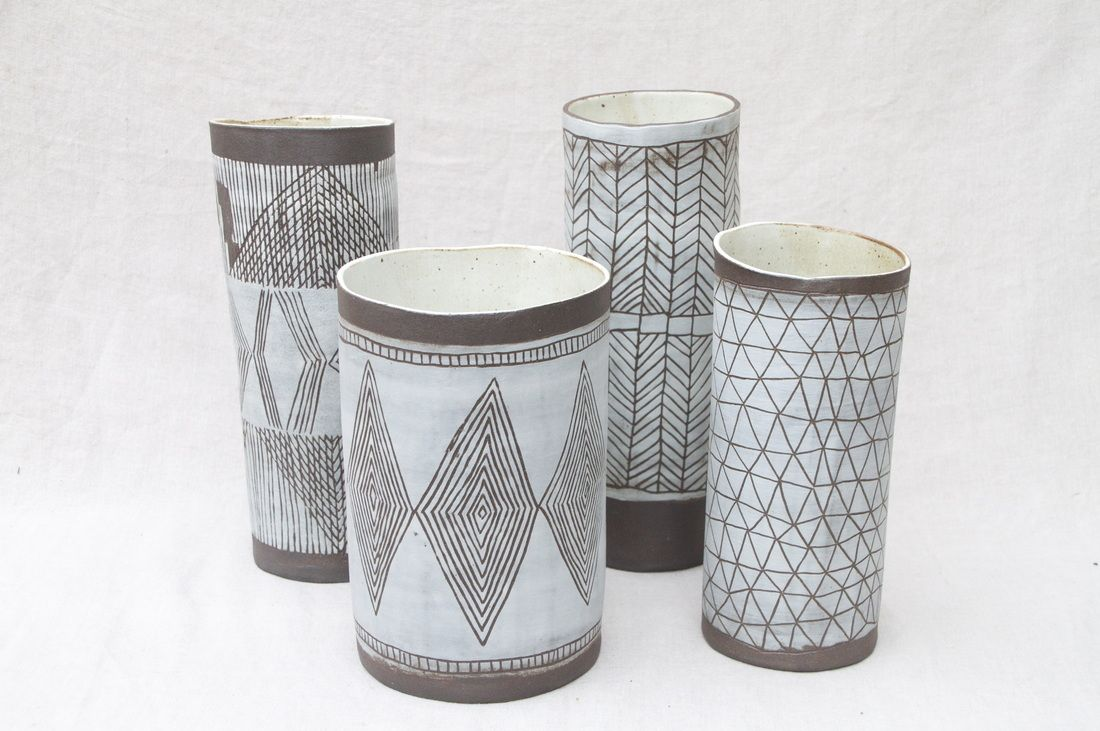 April Napier Pottery