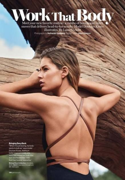 66+ Trendy fitness photoshoot doutzen kroes #fitness