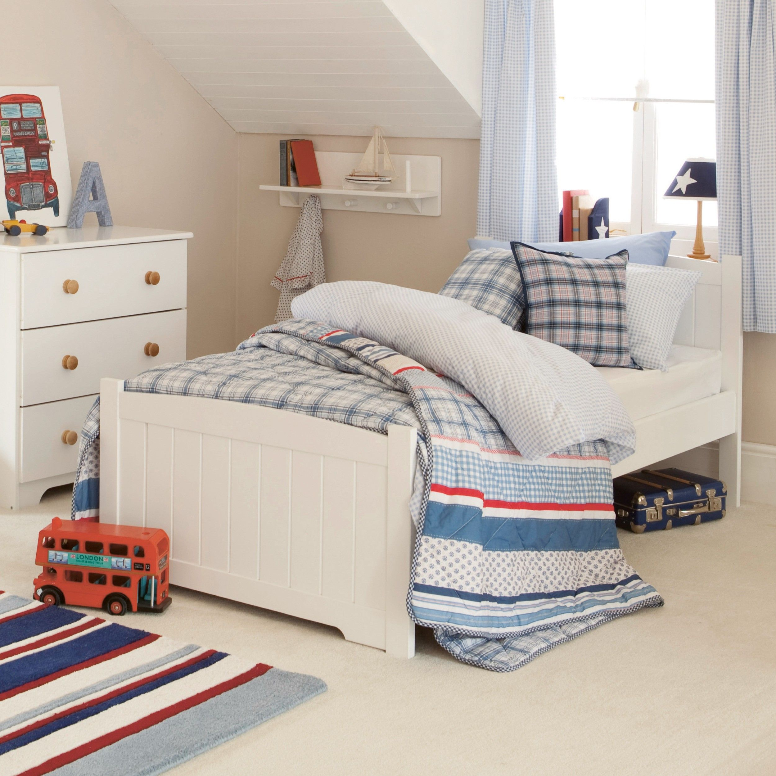 A Treasured Hideaway Only To Be Shared With The Very Bestest Of Friends A Blue Bedroom