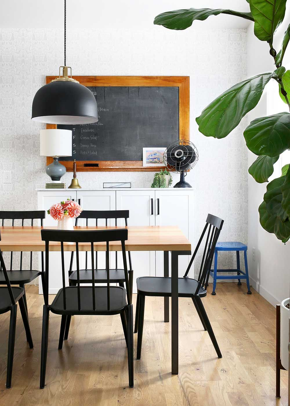 Die Küche West Modern Farmhouse Dining Room Home Pinterest Esszimmer Küche