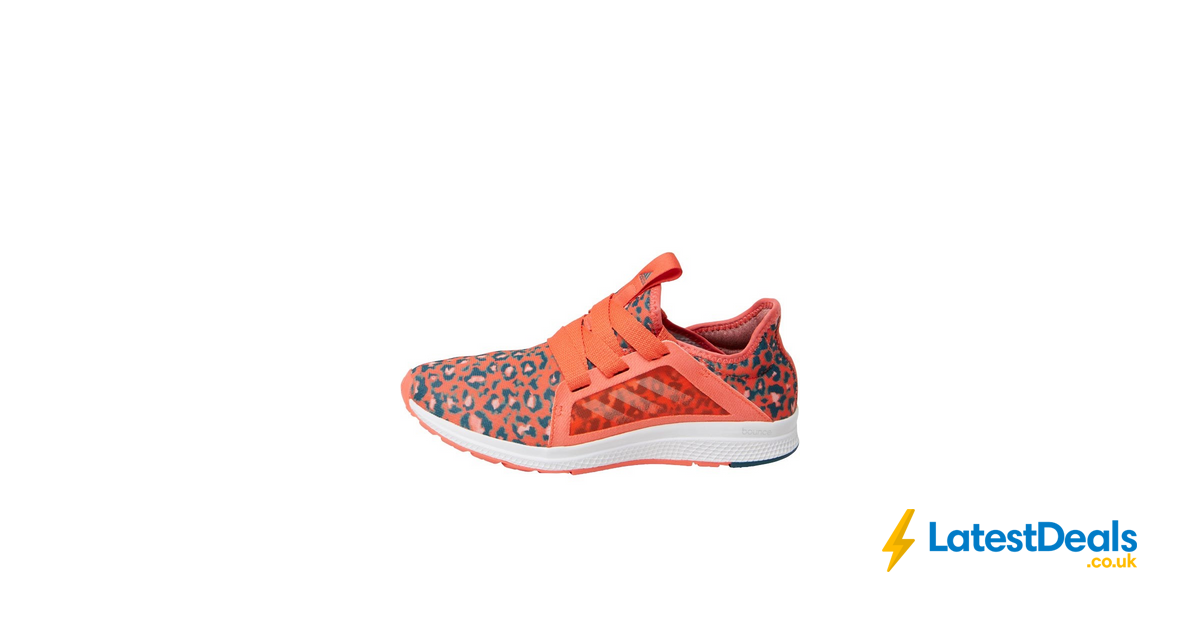 Adidas Womens Edge Lux Neutral Running Shoes, £34.99 at